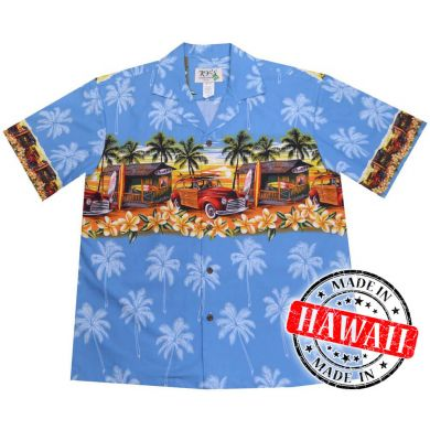 "Hawaii Shirt ""Oldtimers"""
